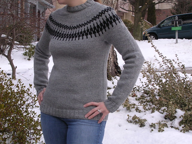 Ravelry: Seamless Yoke Sweater pattern by Elizabeth Zimmermann