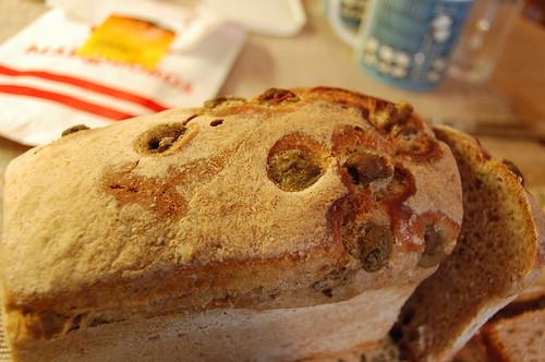 Olive Bröd