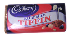 Cadbury Dairy Milk Tiffin Bar