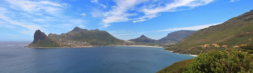 Hout Bay and the Sentinel