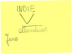 Indie - Alternativos - Juno