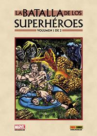 Batalla de los Superheroes