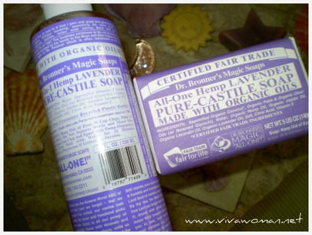 Review: Dr Bronner's Magic All-In-One Soap |