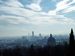 sotto il cielo di Brescia