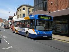 Stagecoach 33393 (Stagecoach Peterborough) R353LER (Howard_Pulling) Tags: bus buses peterborough stagecoach alx200 dennisdartslf stagecoachpeterborough hpulling howardpulling