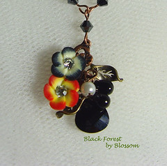 black forest - pendant