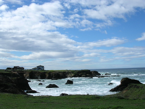 Mendocino Cliffside