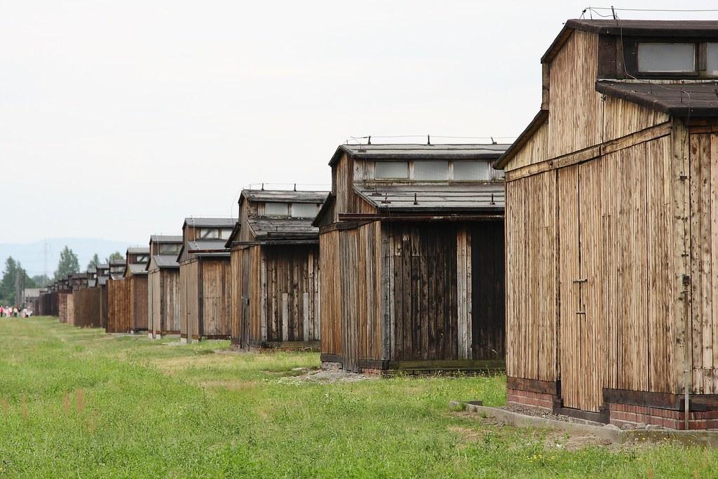 Auschwitz-Birkenau - Pabellones