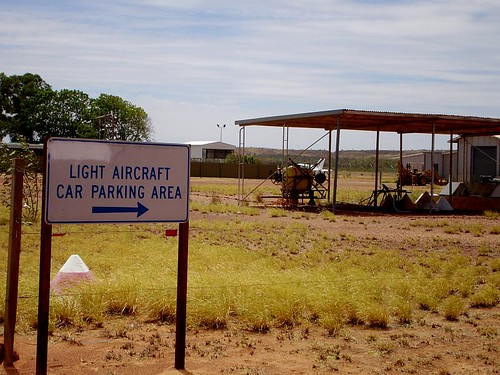 Tennant Creek airport