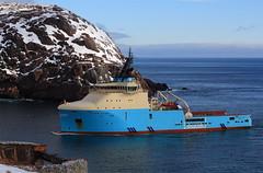 IMG_9680_Maersk Cutter++2 (daveg1717) Tags: maerskcutter maersk thenarrows fortamherst stjohns