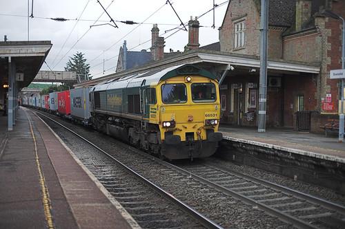 66531 at Stowmarket