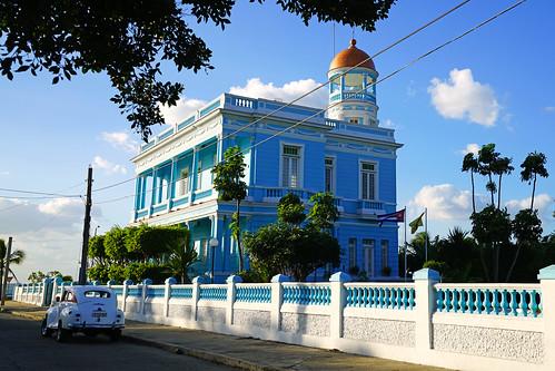 Palacio Azul Hotel, Cienfuegos, Cuba