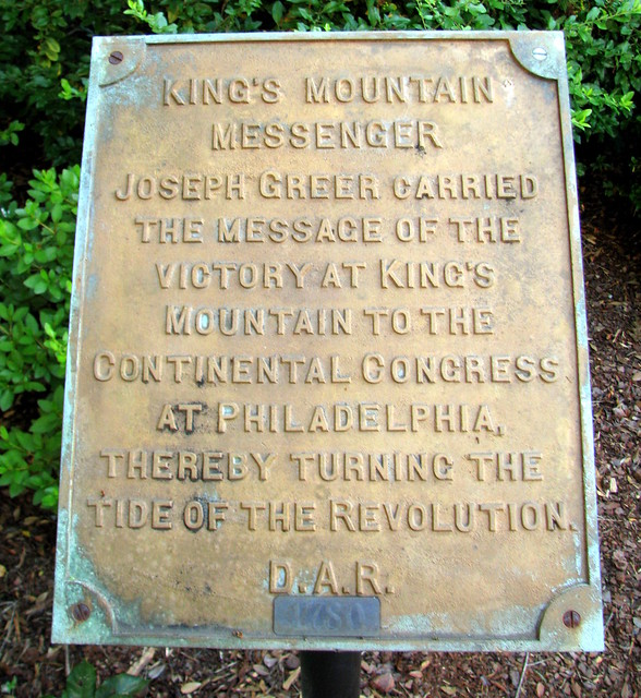 King's Mountain Messenger