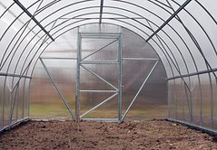 Polycarbonate Hobby Greenhouses