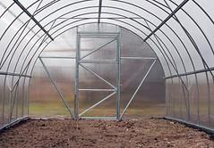 Aluminum Greenhouse Frame