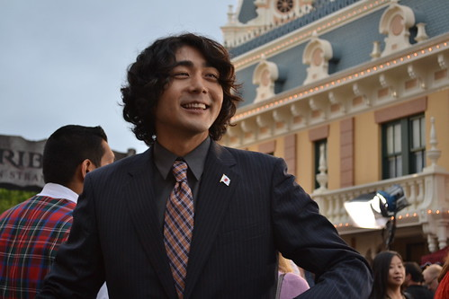 Yuki Matsuzaki on the Pirates of the Caribbean: On Stranger Tides Black Carpet