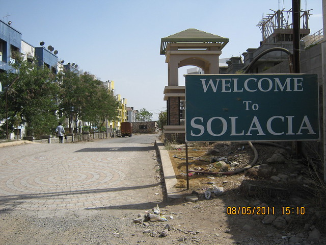Welcome to Belvalkar's Solacia! Bungalows, Twin Bungalows, Row-Houses & Apartments, behind Moze College, at Wagholi Pune