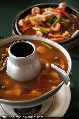 Sai Thong - Tom Yum Soup