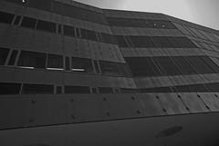 orkanen (Andreas Lf) Tags: bw white black architecture modern sweden sony sigma sverige alpha 1020 malm arkitektur bibliotek orkanen
