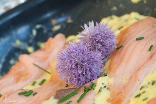 Smoked salmon frittata / Suitsulõheomlett