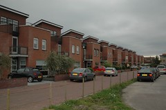 the watch tower houses, in my opinion (trekamerikalover) Tags: hometown dutchhouses autumnfolliage