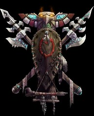 Tauren Icon (DarkMoney95) Tags: world wow icon warcraft tauren
