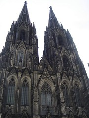 Cologne Cathedral (chocolates) Tags: germany rhineriver