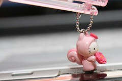 Squirrely Kitty (bettybl) Tags: japan pen squirrel hellokitty sanrio pens limited edition exclusive regional