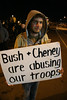 Bush and Cheney are Abusing our Troops