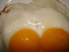 Huevos a la WonderBra / Eggs WonderBra