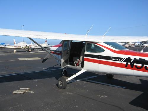 Flying the Cessna 182 Skylane: My Checkout Story (by Jeremy Zawodny)