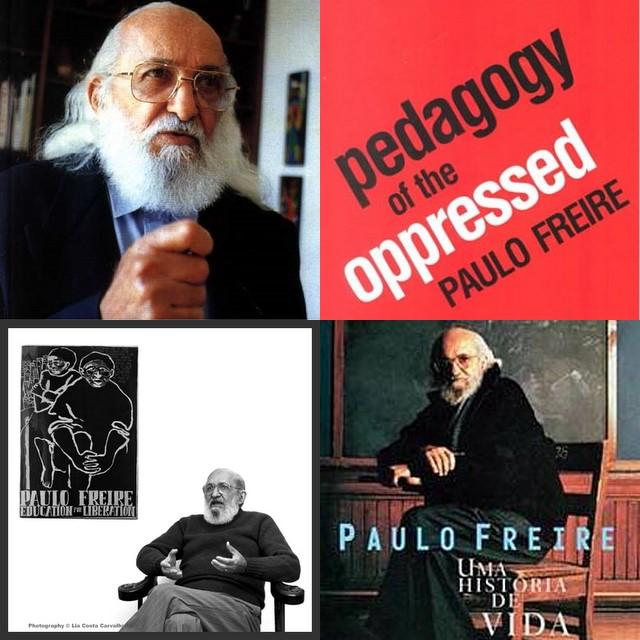 Educator Paulo Freire