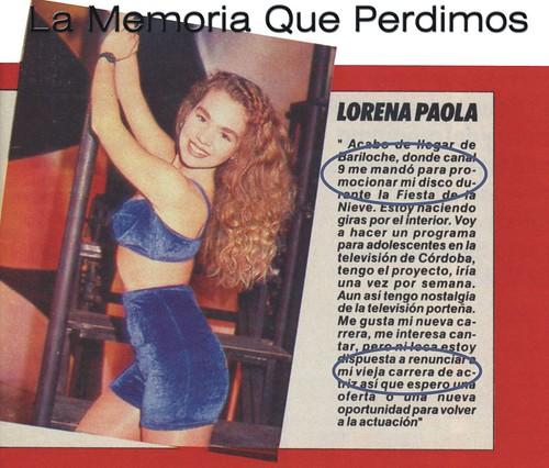 lorena paola 91