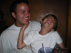 ozzy & I (Dryblood) Tags: nyc smile laughing michael km ozzy iloveyoursmile