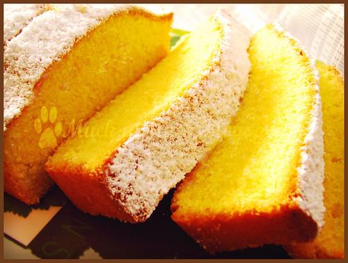 Almond Butter Cake