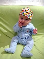 Milo with Hat - 4