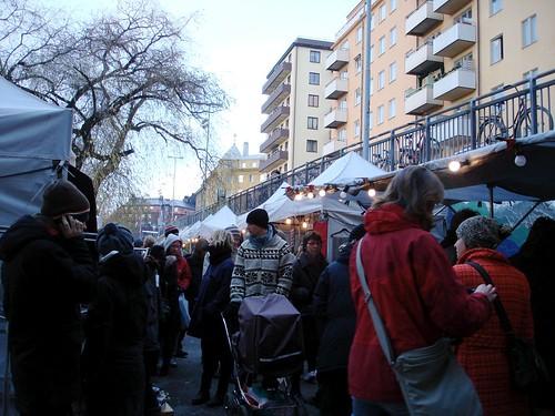 STREET Julmarknad