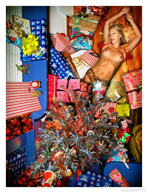 Alicia - Christmas SkyCam