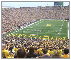 The Big House at U of M by whatsthediffblog, on Flickr