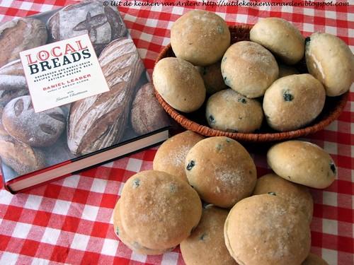 Broodjes met olijven