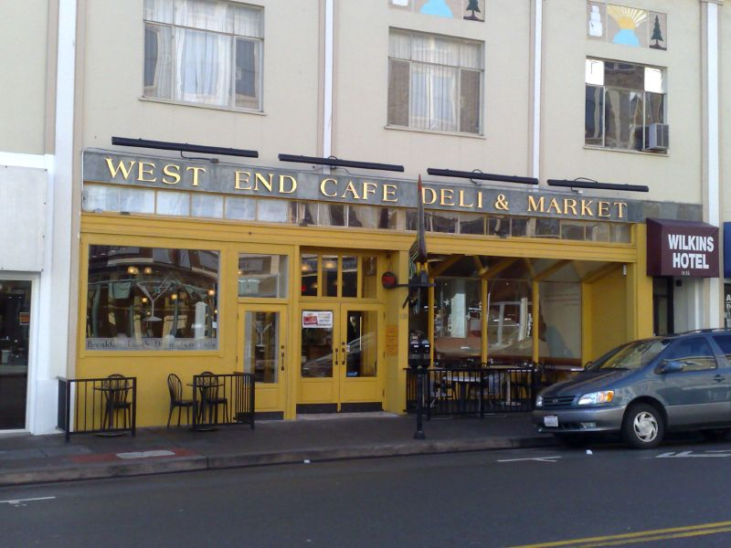 West End Cafe Deli & Market