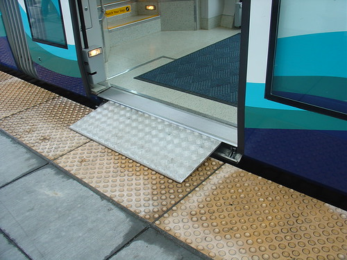 Wheelchair Ramp by Oran Viriyincy, on Flickr