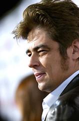 Hombre Lobo Benicio del Toro