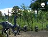 04 ornithomimus flock