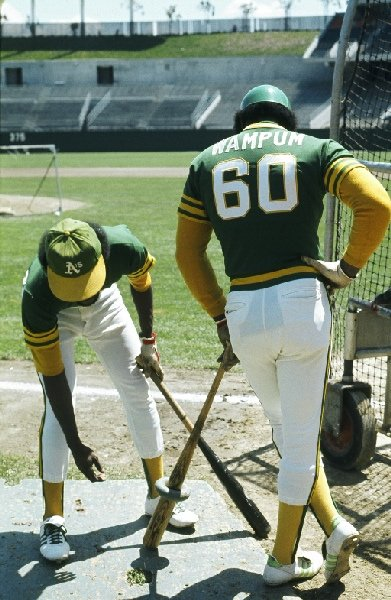 1977 Oakland A's