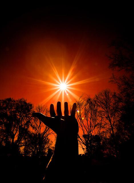 Sunburst Hand (JPG)