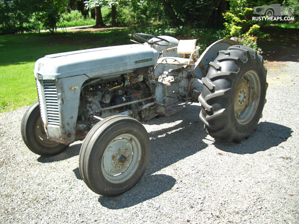 1955 Ferguson TO35