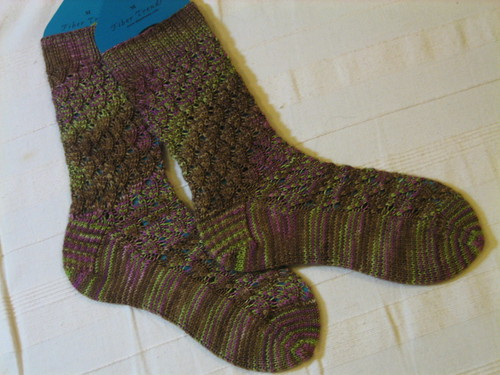Child's First Sock #2
