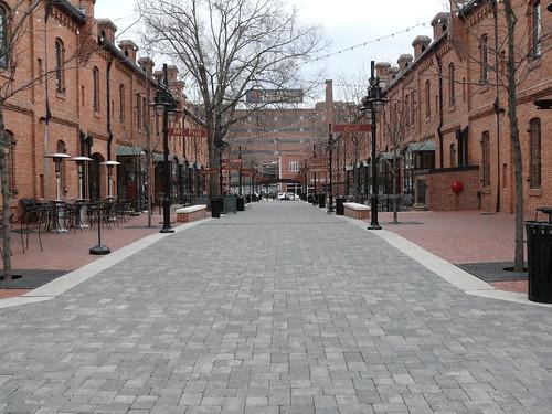 Durham NC Brightleaf Square