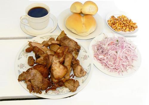 Peruvian Sunday Breakfast / Desayuno Dominical Peruano by JuanCarlo's Life..